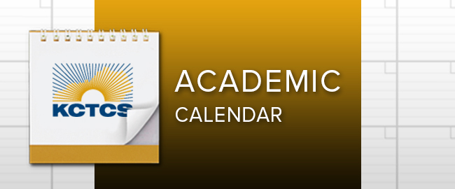 KCTCS Logo. Click to review Academic Calendar.